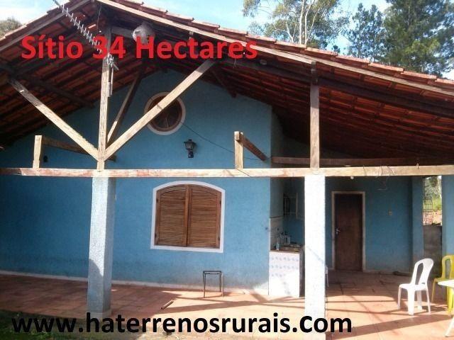 Sítio 34 hectares - Foto 2