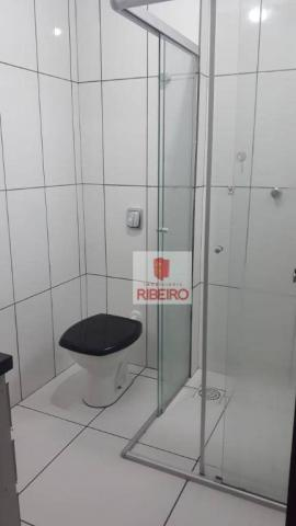 Apartamento com 2 dormitórios para alugar, 60 m² por R$ 770/mês - Urussanguinha - Ararangu - Foto 8