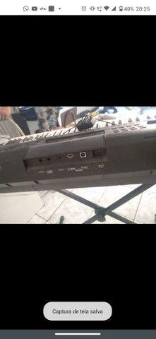 Teclado Yamaha PSR-E453 - Foto 2