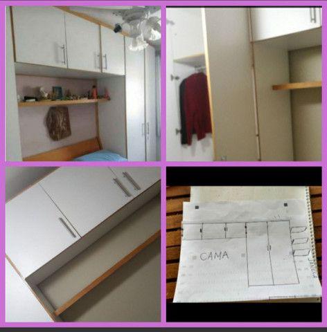 2 moveis de quarto madeira r$ 2500 cada um..sem.cama