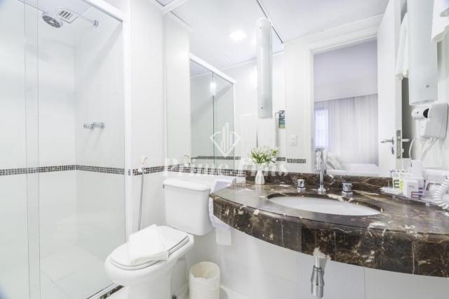 Flat para locação e venda no Mercure São Paulo Ibirapuera Privilege com 1 dormitório e 1 v - Foto 3