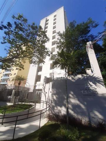 Apartamento com 2 dormitórios à venda, 69 m² por R$ 322.000,00 - Jardim Vale do Sol - São