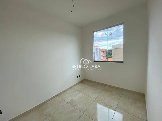 Casa com 3 dormitórios para alugar, 75 m² por R$ 900/mês - Vale Do Amanhecer - Igarapé/MG - Foto 9