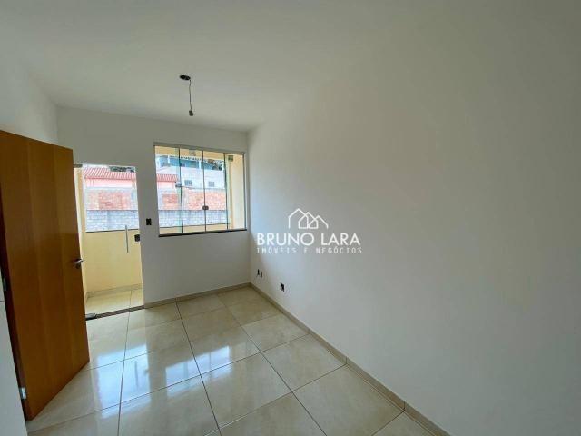 Casa com 3 dormitórios para alugar, 75 m² por R$ 900/mês - Vale Do Amanhecer - Igarapé/MG - Foto 10
