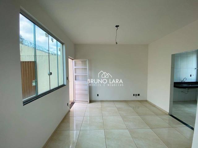 Casa com 3 dormitórios para alugar, 75 m² por R$ 900/mês - Vale Do Amanhecer - Igarapé/MG - Foto 3