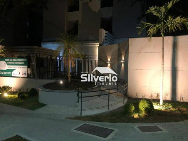 Apartamento com 2 dormitórios à venda, 69 m² por R$ 322.000,00 - Jardim Vale do Sol - São  - Foto 3