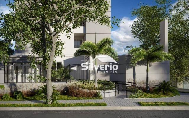 Apartamento com 2 dormitórios à venda, 69 m² por R$ 322.000,00 - Jardim Vale do Sol - São  - Foto 2