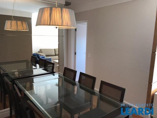 Apartamento à venda com 2 dormitórios em Moema índios, São paulo cod:623613 - Foto 8