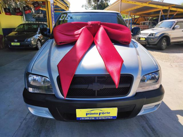 S10 2008/2008 2.8 COLINA 4X4 CS 12V TURBO ELECTRONIC INTERCOOLER DIESEL 2P MANUAL - Foto 3