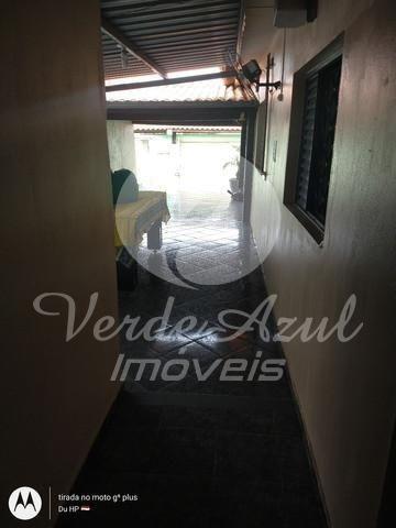 Casa à venda com 3 dormitórios em Jardim europa i, Santa bárbara d'oeste cod:CA007704 - Foto 13