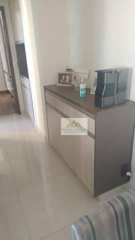 Apartamento com 2 dormitórios à venda, 56 m² por R$ 265.000,00 - Planalto Verde - Ribeirão - Foto 2