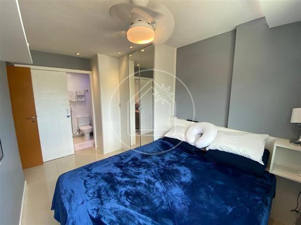 Apartamento à venda com 3 dormitórios em Rio comprido, Rio de janeiro cod:883681 - Foto 3