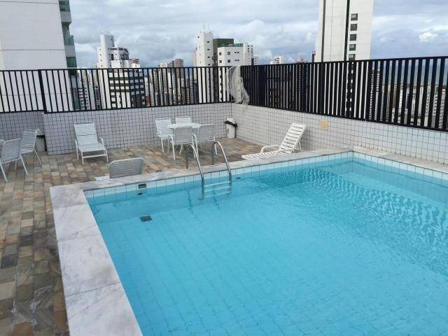 Alugo flat mobiliado em boa viagem (próximo ao Carrefour) R$1.700