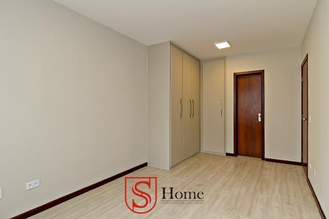 Apartamento com 4 quartos e 2 vagas para aluguel no Bigorrilho em Curitiba - PR - Foto 14
