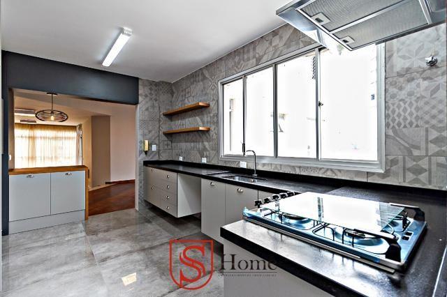 Apartamento com 4 quartos e 2 vagas para aluguel no Bigorrilho em Curitiba - PR - Foto 7