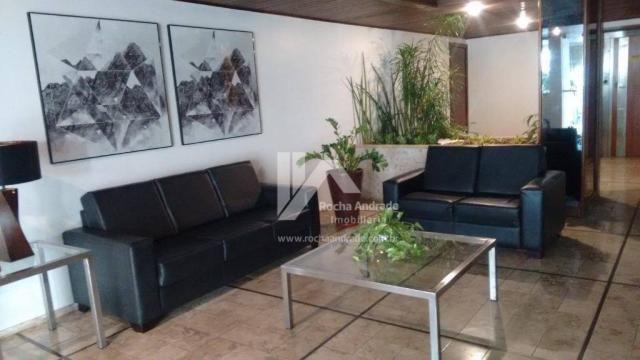 Apartamento com 4 dormitórios à venda, 140 m² por R$ 600.000 - Caminho das Árvores - Salva - Foto 15