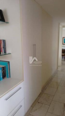 Apartamento com 4 dormitórios à venda, 140 m² por R$ 600.000 - Caminho das Árvores - Salva - Foto 9