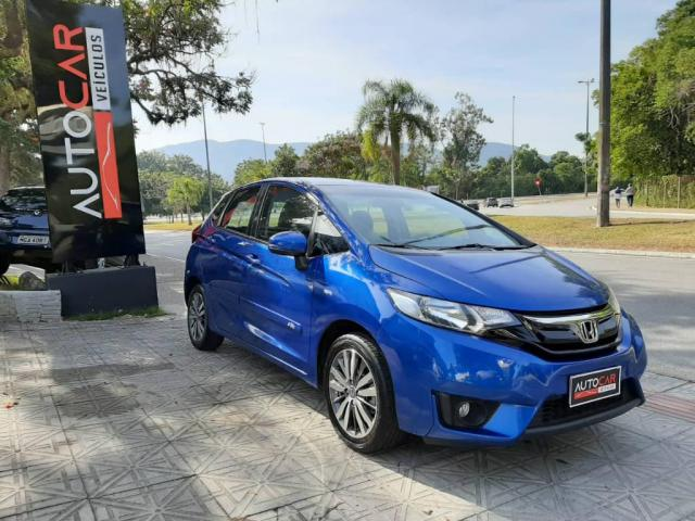 Honda New Fit EX 1.5 CVT - Foto 3