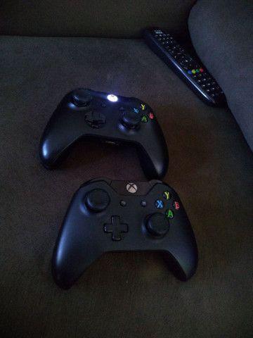 Xbox one, completo.. vendo ou troco por PS4 - Foto 2