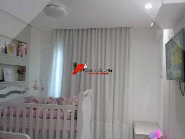 Apartamento no centro com 02 vagas e fina acabamento - Foto 4