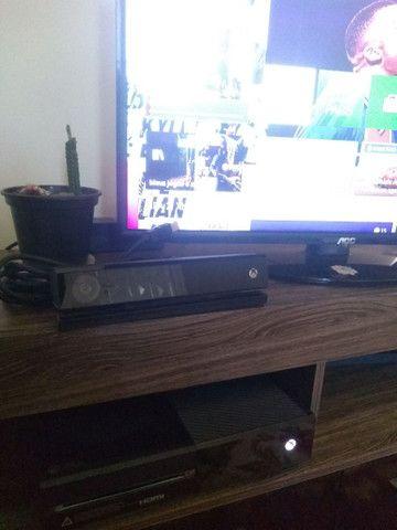 Xbox one, completo.. vendo ou troco por PS4 - Foto 4