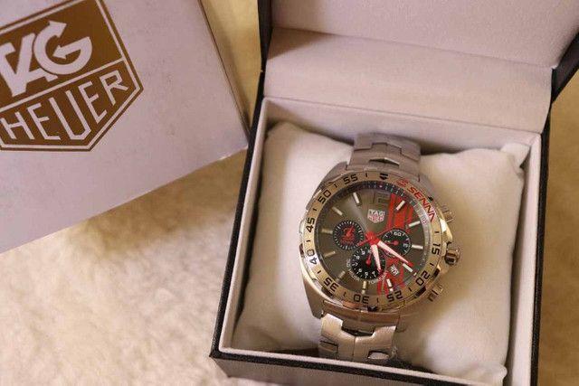 Relógio Modelo P.D - Cor: /MostradorPreto - 100%Funcional - Foto 6