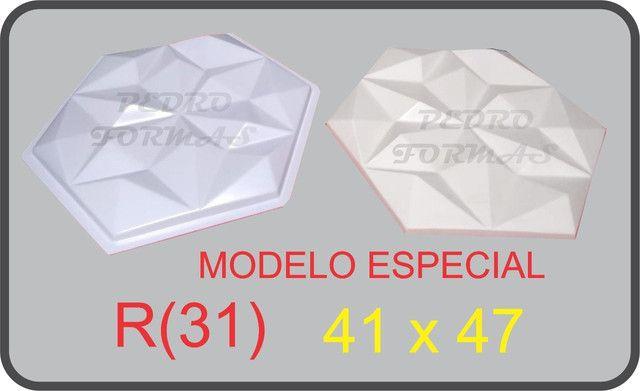 Forma de Gesso 3D