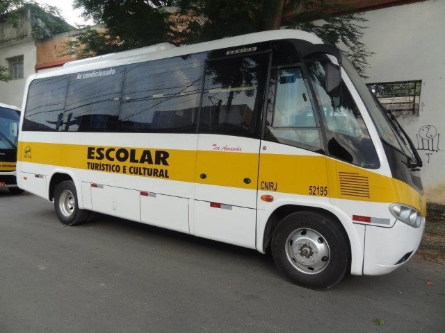 Microonibus - Vans - Em Serra Talhada Talhada - PE - Foto 5