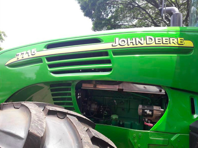 John deere 7715 - Foto 4