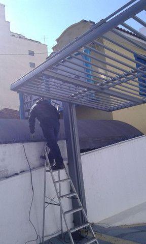 Portão Basculante - Foto 3