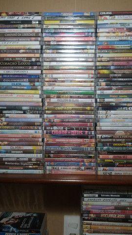 Vendo novecentos DVD's de Filmes e Shows - PREÇO R$ 600,00
