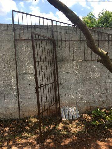 Grade com portão - Foto 4