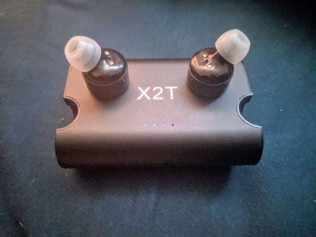 Fone Bluetooth X2T - Foto 3