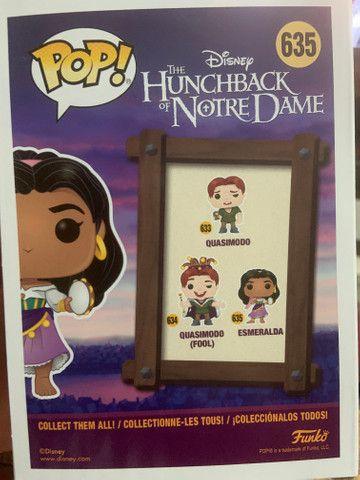 Funko Pop! Disney: Corcunda de Notre Dame: Esmeralda #635 - Foto 4