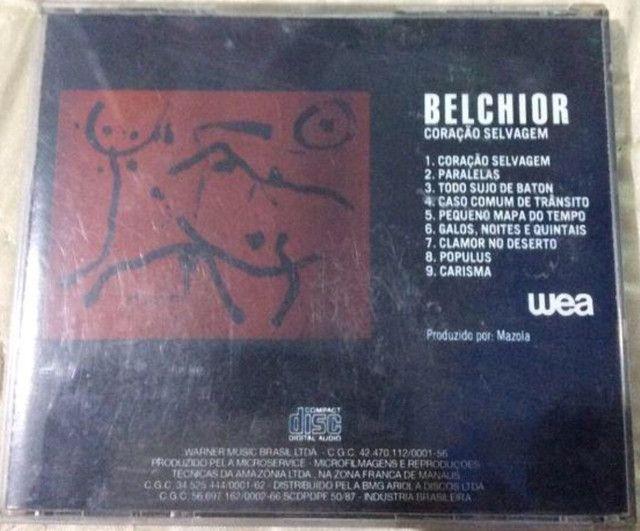 Belchior - Coração Selvagem (Primeira Edição) - Foto 2