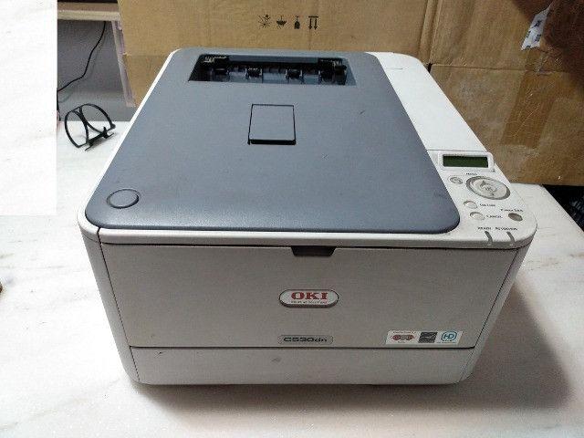 Impressora Laser Oki Data