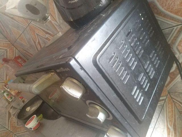 Forno elétrico 36 Litros