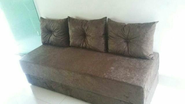 Sofá cama versátil