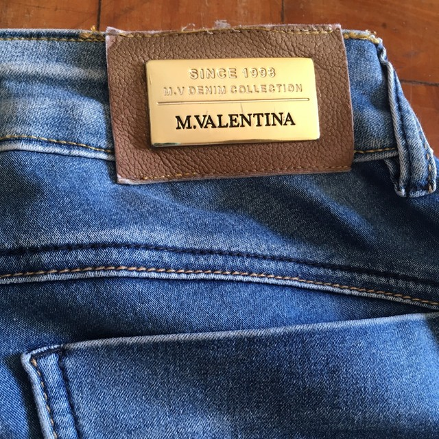 Calça jeans azul - Foto 5