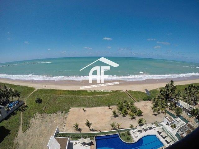 Apartamento com 4 quartos (2 suítes) - Alto padrão com vista total para o mar - Foto 3