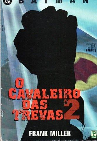 Batman O Cavaleiro Das Trevas 2 Mini-série Completa - Foto 4