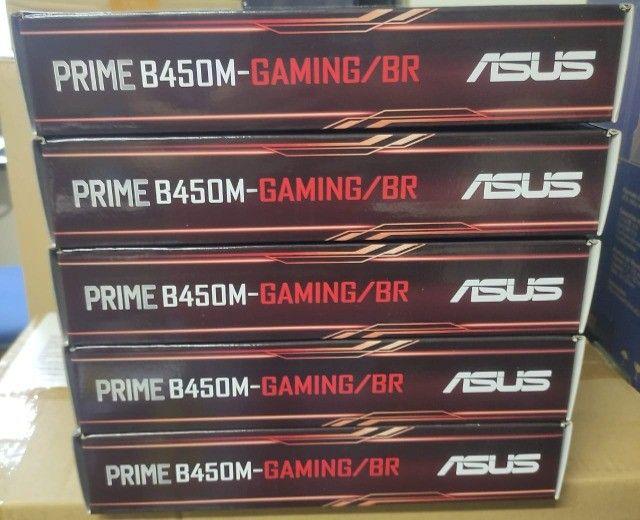 Placa Mãe Asus Prime B450M Gaming/BR - Foto 4