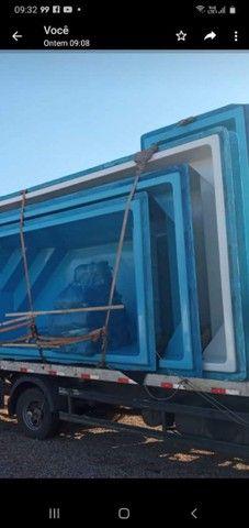 Piscinas 3.90x1.90 a 8x4 diversos modelos pronta entrega  - Foto 2