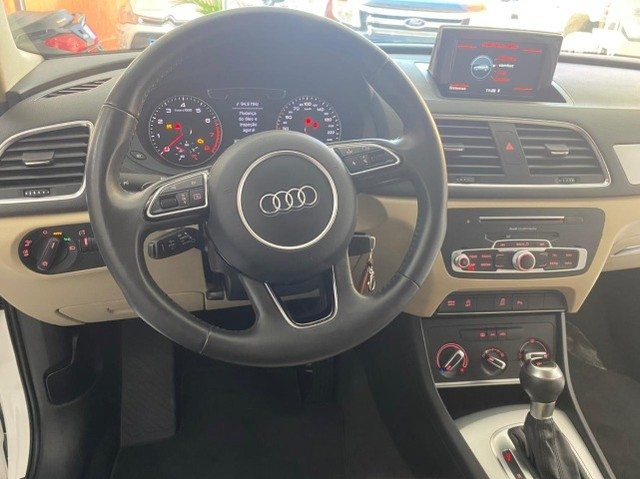 Audi Q3 1.4 Tfsi P. Plus Flex S-Tronic 2019 ** 10k Abaixo Da Tabela , Baixo Km** - Foto 6