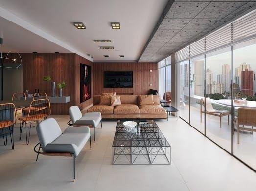 MSerpa Edf Terraço Jaqueira Rio Ave 160m² 4 suites 3 vagas Jaqueira - Foto 6