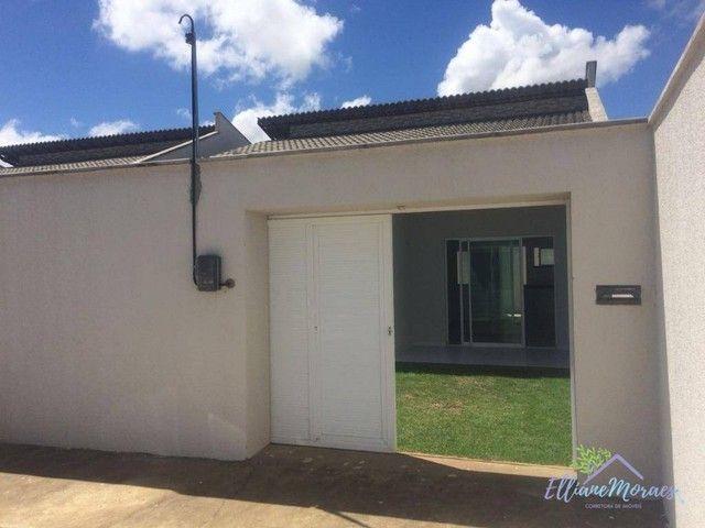 Casa com 3 dormitórios à venda, 83 m² por R$ 230.000,00 - Lagoinha - Eusébio/CE - Foto 3