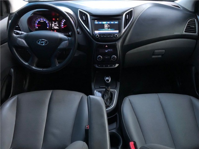 Hyundai-Hb20s Premium 1.6 Flex aut 2016 Financiamos sem comprovação de renda - Foto 8