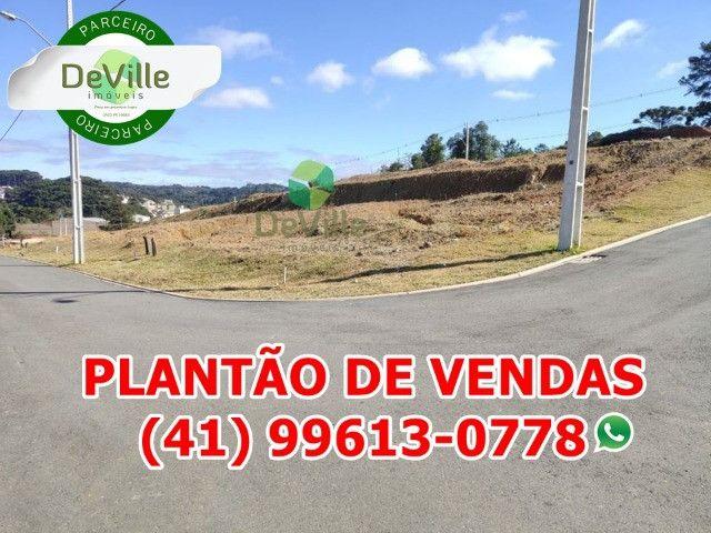 Terreno em Condomínio Alto Padrão - Próx. ao Parque Tingui - Entr. R$12.600 + Parcelas
