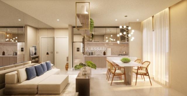 Apartamento à venda com 2 dormitórios em São francisco, Curitiba cod:AP0255 - Foto 2