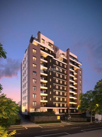 Apartamento à venda com 2 dormitórios em São francisco, Curitiba cod:AP0255